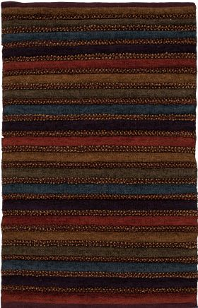 Jaipur Transitional Rugs Cosmos Plus Red 15329