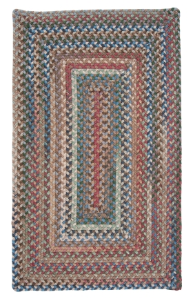 Colonial Mills Braided Rugs Gloucester Multicolor 15489