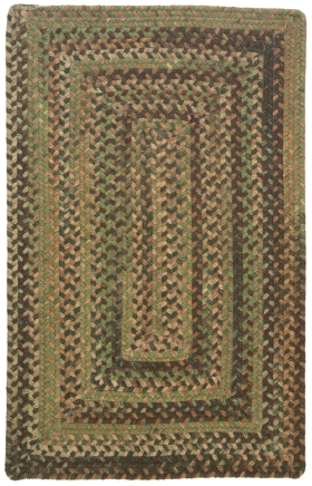 Colonial Mills Braided Rugs Gloucester Green 15491