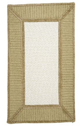 Colonial Mills Braided Rugs Gravel Bay Green 15499