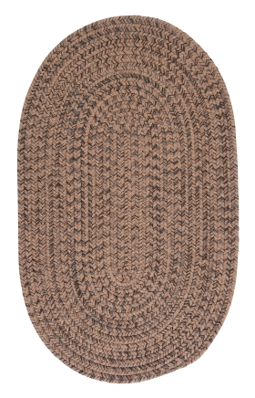 Colonial Mills Braided Rugs Hayward Gold 15505