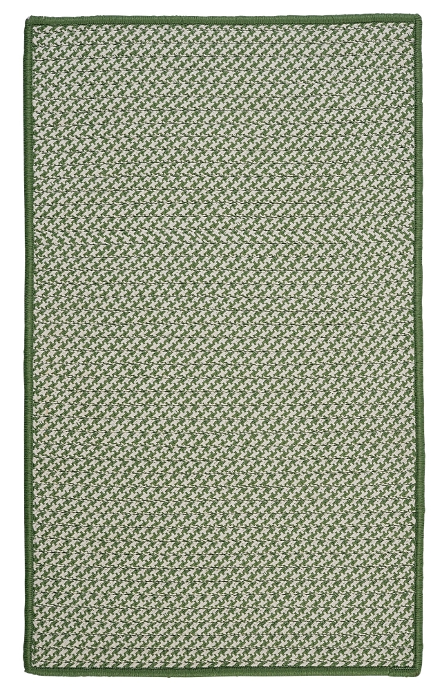 Braided Colonial Mills Rugs Outdoor Houndstooth Tweed