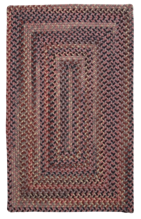 Colonial Mills Braided Rugs Ridgevale Multicolor 15612