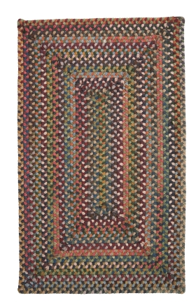 Colonial Mills Braided Rugs Ridgevale Multicolor 15616