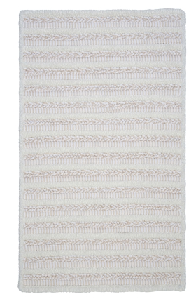 Colonial Mills Braided Rugs Seascape Ivory 15623