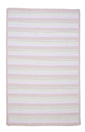 Colonial Mills Braided Rugs Seascape Pink 15625