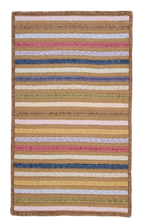 Colonial Mills Braided Rugs Seascape Multicolor 15630