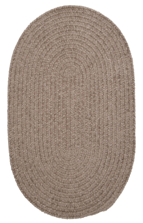 Colonial Mills Braided Rugs Spring Meadow Gray 15731