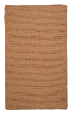 Colonial Mills Braided Rugs Westminster Gold 15784