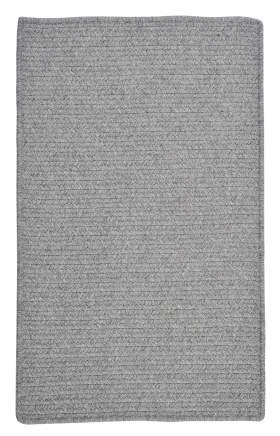 Colonial Mills Braided Rugs Westminster Gray 15789