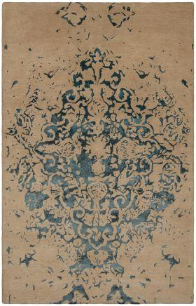 Chandra Contemporary Veleno Beige 15849