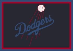 Milliken Sports Rugs MLB Team Spirit Grey 15856