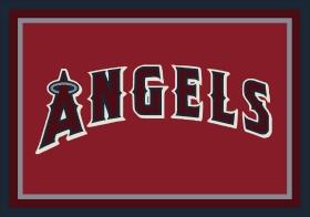 Milliken Sports Rugs MLB Team Spirit Red 15871