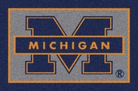 Milliken Sports College Team Spirit Blue 15923
