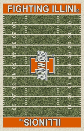 Milliken Sports College Home Field Green 16079